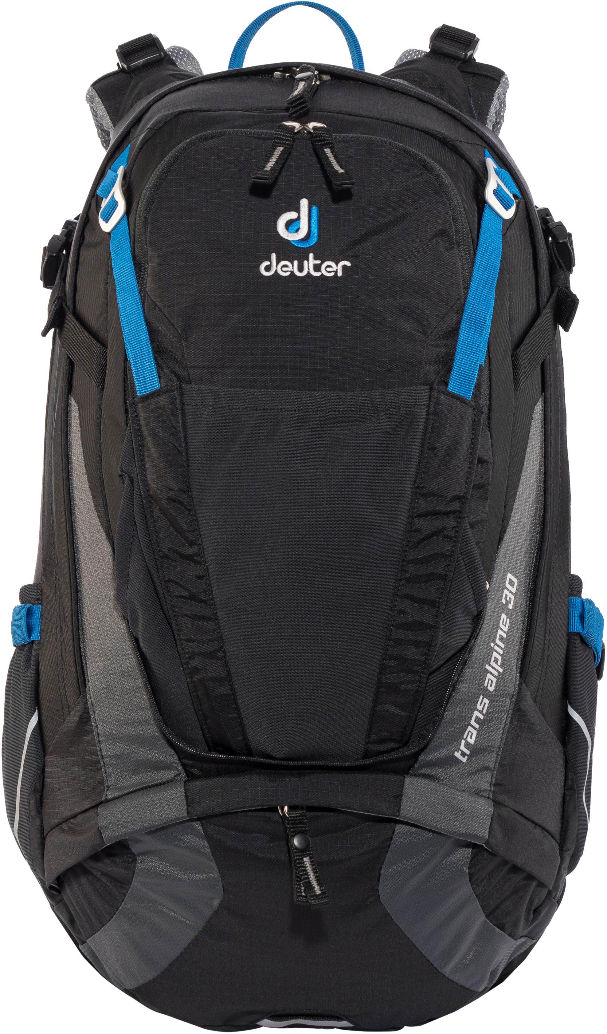 8a598c71a Deuter Trans Alpine 30 Backpack black at Bikester.co.uk